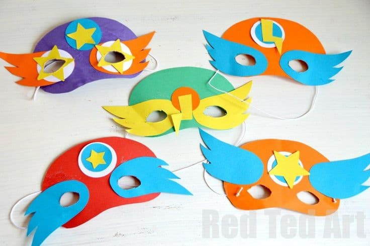 Creative Mask Making Ideas