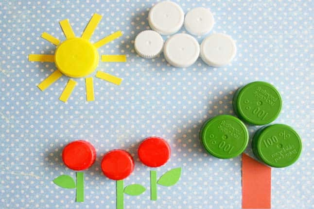 12 Easy Crafts To Celebrate Earth Day
