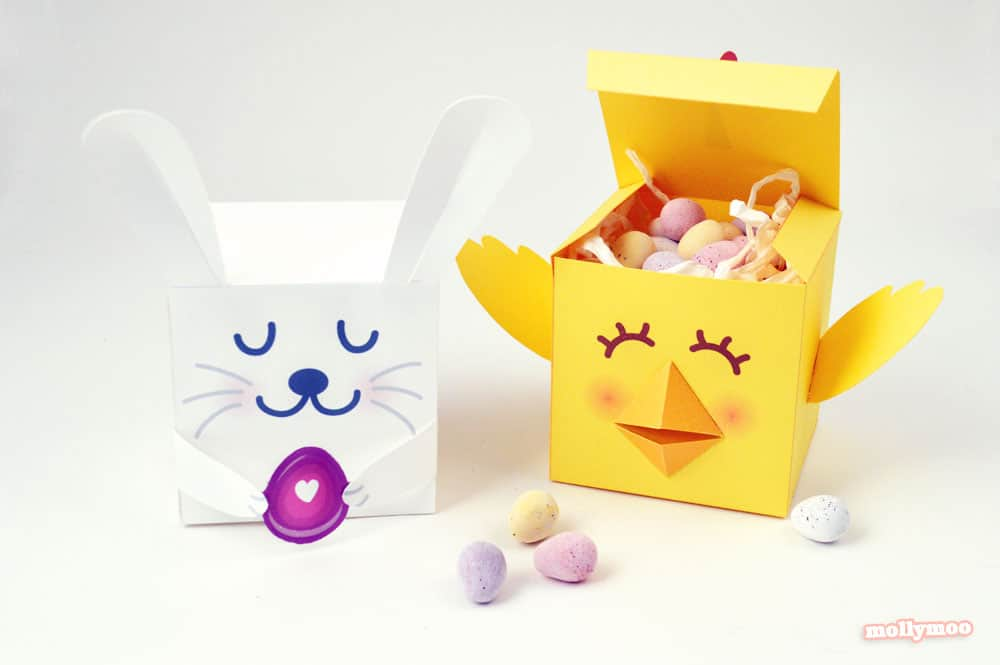 12 Delightful Easter Paper And Origami Projects