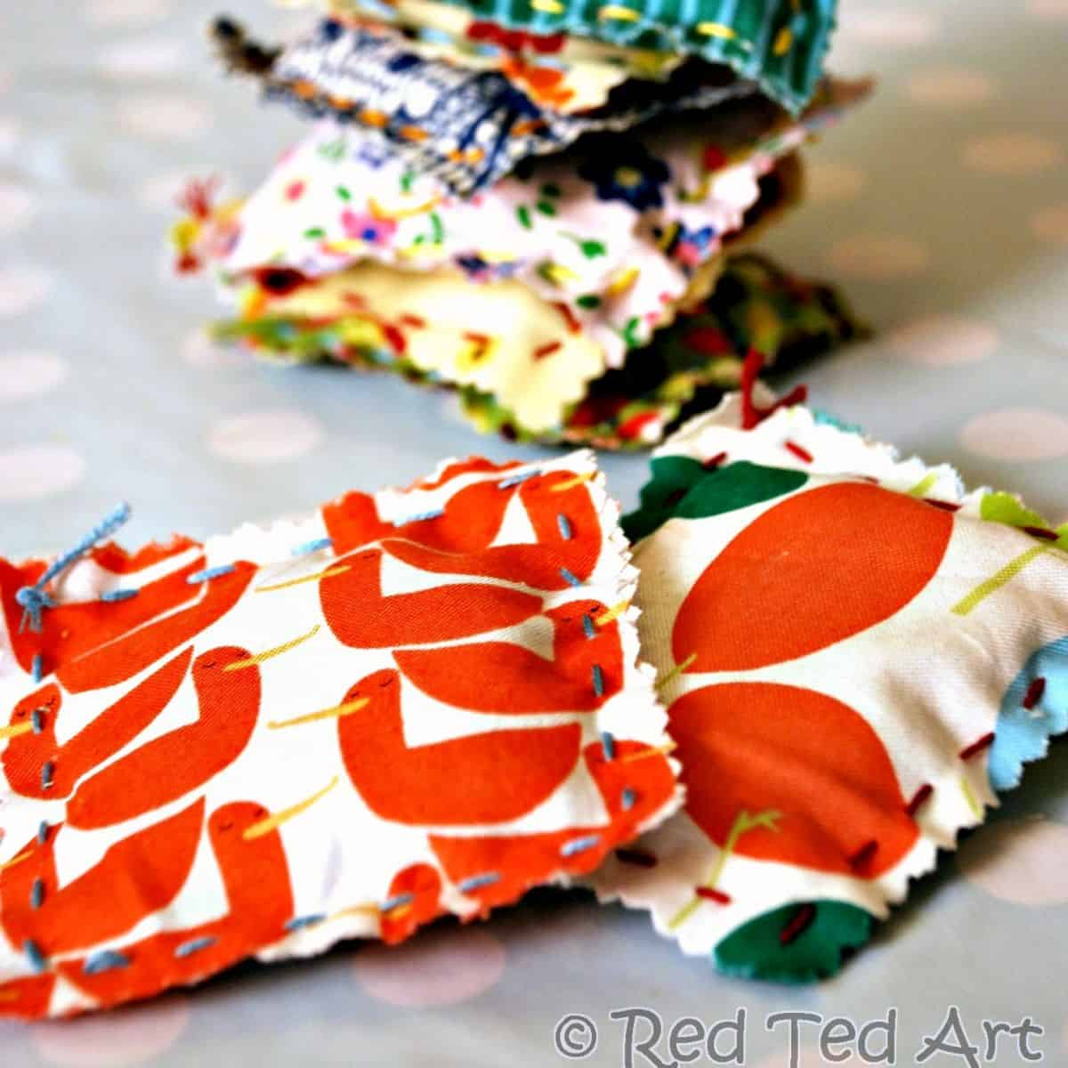 10 EASY SEWING PROJECTS FOR KIDS