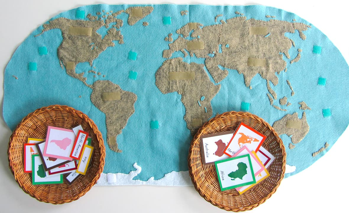 Make geography fun for kids with these 10 unique maps gumiabroncs Choice Image