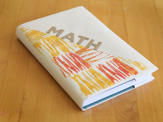 Book Cover Decoration : Outstanding back to school ideas