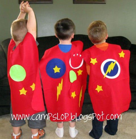 diy superhero cape template - 8 easy diy superhero capes