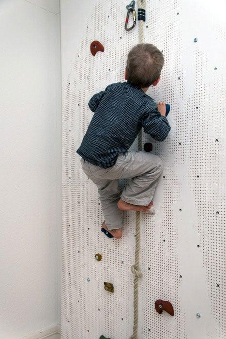 12 Amazing Rock Climbing Walls For Kids