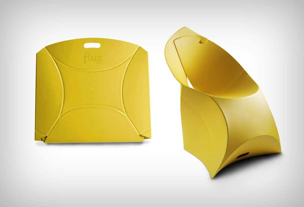 This Origami Furniture Chair For Kids Is Innovative And