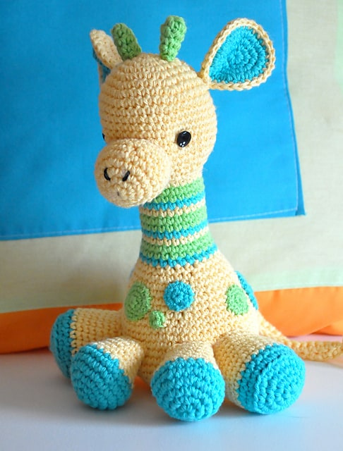 20 Easy and Adorable Crochet Toys That'll Melt Your Heart ... | 640x486