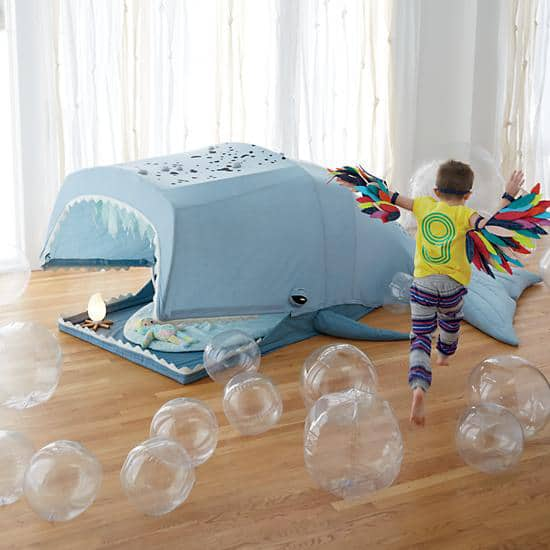 & GIANT WHALE PLAYHOUSE TENT Shop