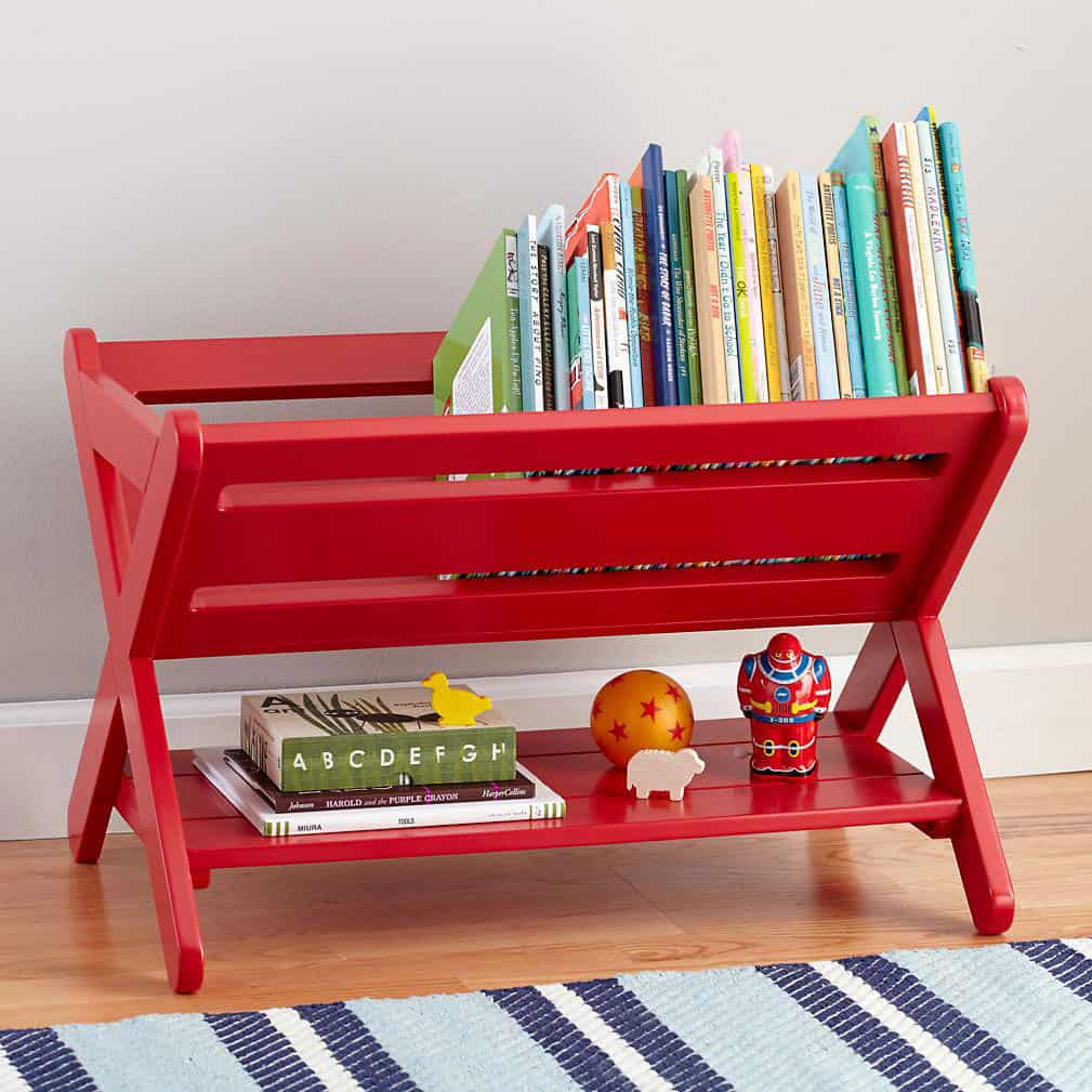 10 Stylish And Modern Kids Bookcases