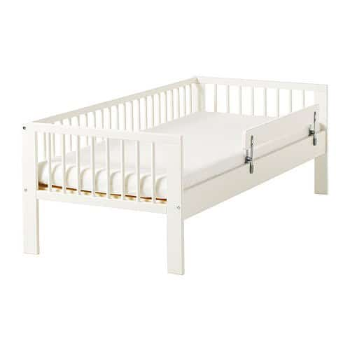 A Larger Sized Bed You Can Pair With One Of Ikeas Mattresses But Because The Bedframe Is On Lower End Price Range Adding Mattress