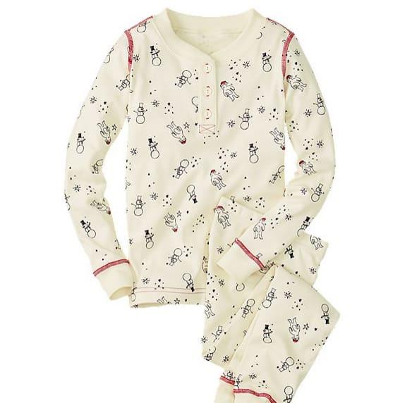 Lands End Christmas Pajamas