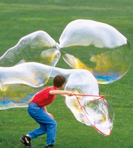 Ordinaire Bubble Thing And Bubble Mix ($15) Oh My, 6 Foot Bubble, Giant Spheres,  Towers, And Inside Bubbles. These Bubbles On Steroids Are A Proven Kid And  Adult ...