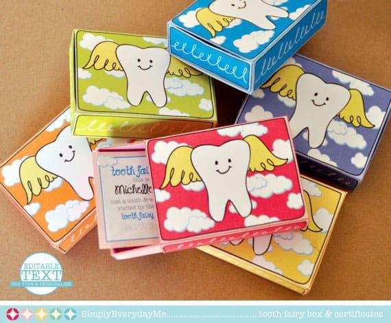 9 Terrific Tooth Fairy Ideas