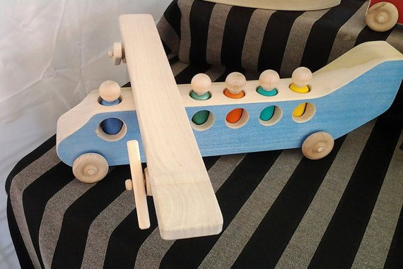 Playful Handcrafted Wooden Toys