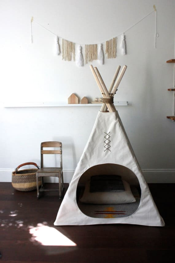 Beautifully Crafted Teepees From House Inhabit