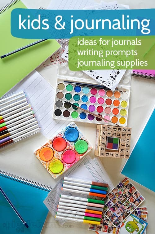 10 Creative Diy Journals For Kids