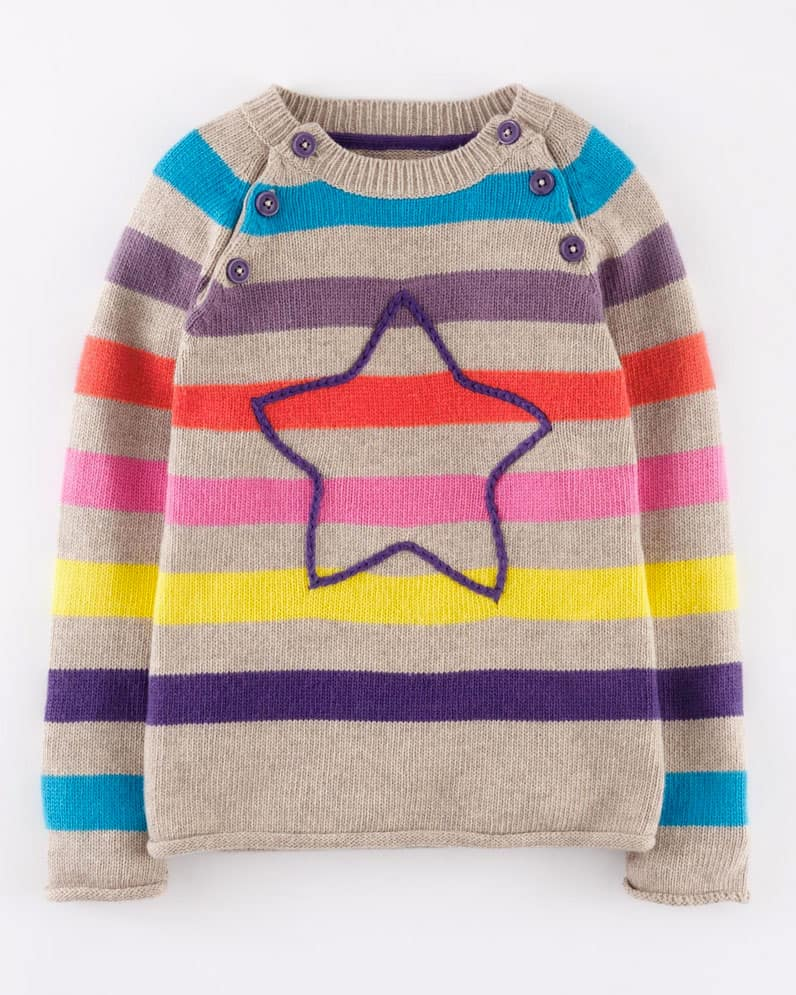 8 Bright And Colorful Sweaters For Kids