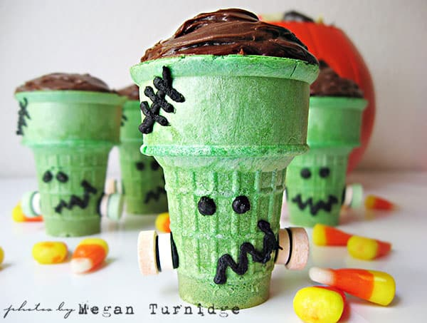 halloween cupcakes to make with kids