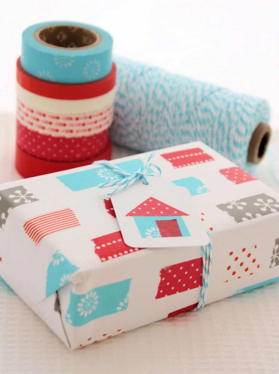 Crafts With Extra Wrapping Paper