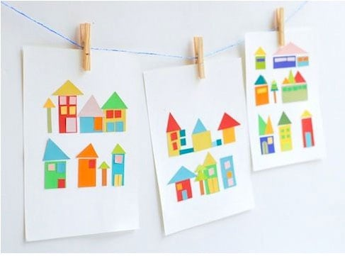 8 Creative Paint Chip Crafts