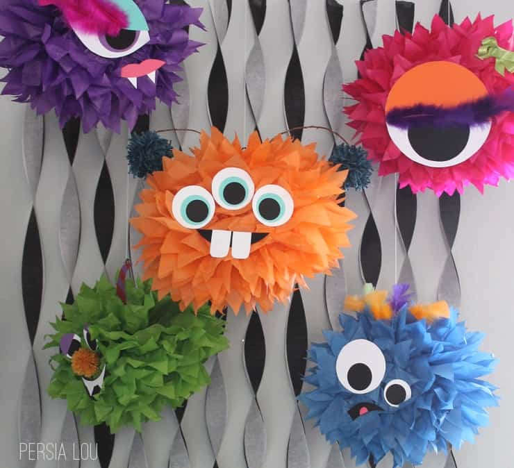 10 gorgeous tissue paper projects for Paper mashing craft