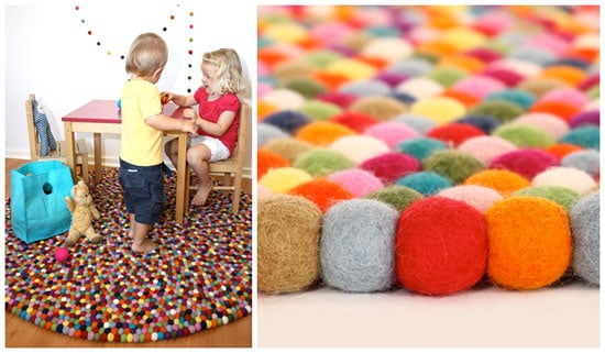 12 Ways To Add Pops Of Color To Your Kids Room