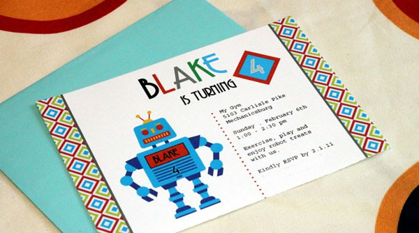 13 Raging Robot Party Ideas