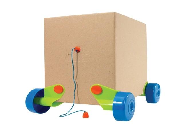 Hello Wonderful Turn Any Cardboard Box Into A Car With Rolobox
