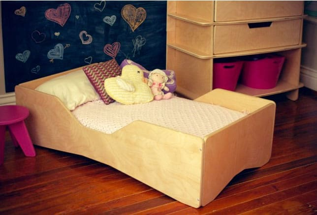 7 MODERN TODDLER BEDS