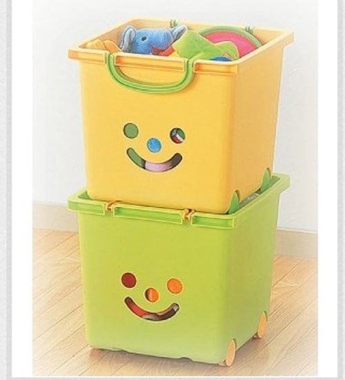 8 Super Cute Toy Bins And Baskets