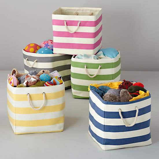 Cute Animal Collapsible Toy Storage Organizer Folding: 8 SUPER CUTE TOY BINS AND BASKETS