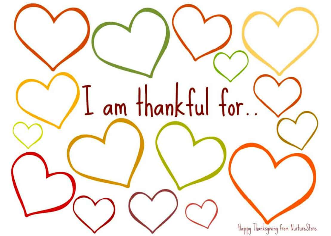 image relating to Thankful Printable known as 15 Very good THANKSGIVING Totally free PRINTABLES