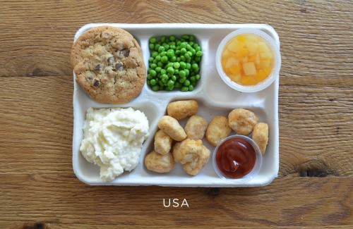 An Eyeopening Photo Essay Of School Lunches Around The World Sweetgreens Photo Essay Of Worldwide School Lunches Opens Up The  Discussion Of What Constitutes Healthy Eating In Schools Its Interesting   And Maybe A