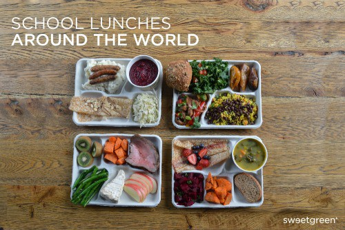 hello wonderful a visual photo essay of school lunches around  recently they ve showcased a photo essay of school lunches around the world that are eye opening and educational it s interesting to see the diversity in