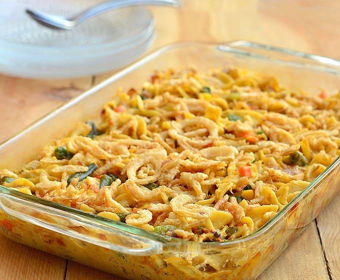 how to make tuna pasta bake for kids
