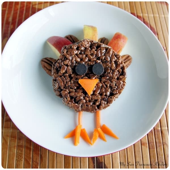Decorated Chocolate Turkeys Www Dunmorecandykitchen Com: 13 ADORABLE TURKEY TREATS THAT ARE TOO CUTE TO EAT