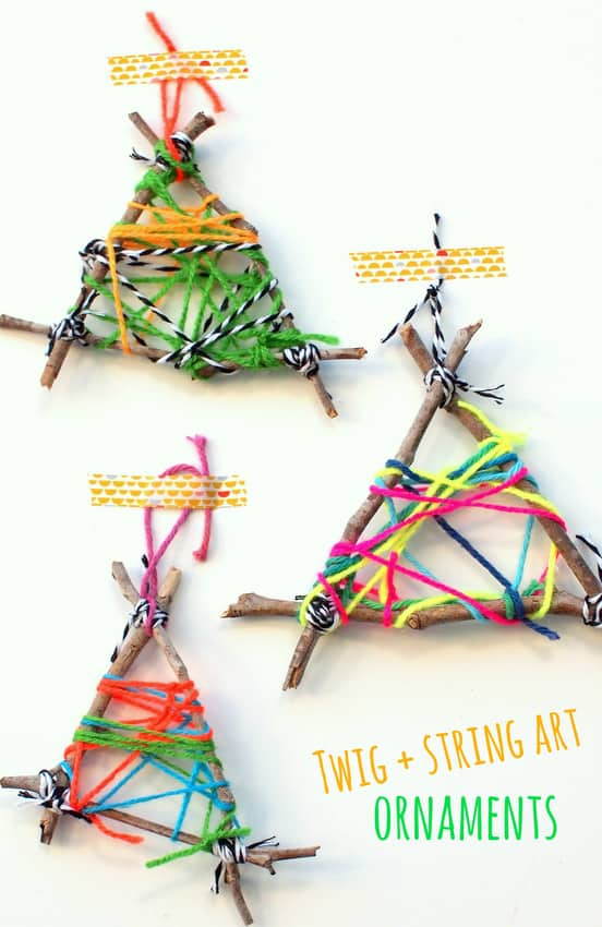twig boat craft 10 creative nature stick crafts for 3148