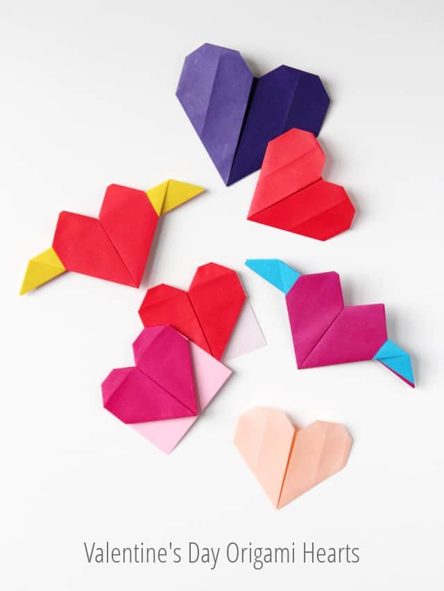10 Playful Heart Crafts For Kids