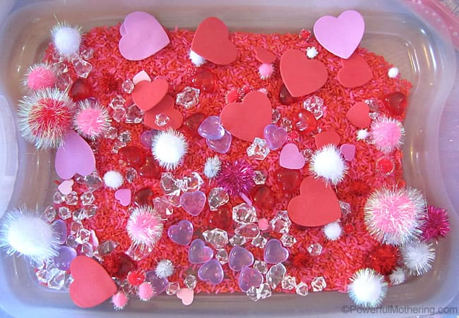 Hello, Wonderful   10 FANTASTIC SENSORY VALENTINEu0027S DAY PROJECTS KIDS WILL  LOVE