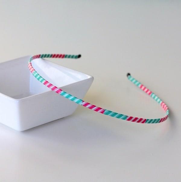 10 Crazy Simple Diy Headbands For Girls