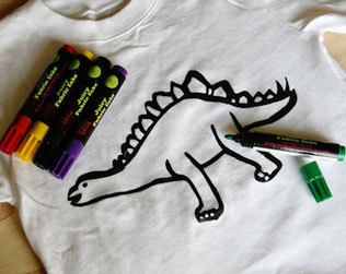 Make A Coloring Page T Shirt