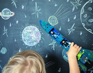 How to Make a Rocket for Kids: 8 Easy DIY Ideas