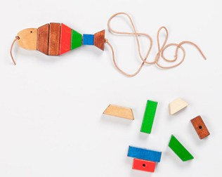 A MODERNIST TOY PLAY EXHIBITION FROM SYSTEMS