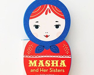 MASHA AND HER SISTERS IS A DELIGHTFUL BOARD BOOK FOR KIDS Shop