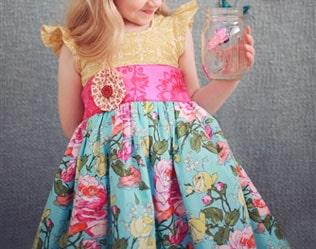 MY LITTLE JULES: BEAUTIFUL DRESSES FOR GIRLS