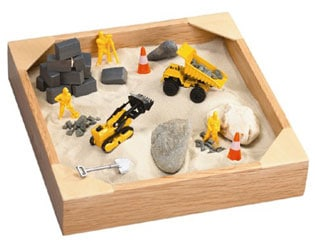 Little Sandbox Sensory Play Kits