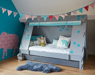 DREAMY AND MAGICAL CHILDREN'S BEDS FROM CUCKOOLAND