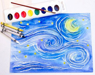 10 AWESOME ARTIST INSPIRED ART PROJECTS FOR KIDS