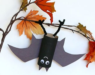 6 FUN AND EASY BAT CRAFTS