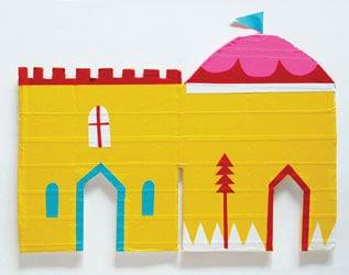 8 CREATIVE CARDBOARD KIDS' PLAY IDEAS