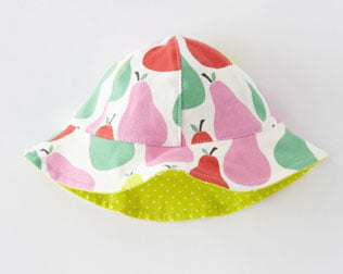 7 CHIC SUN HATS FOR KIDS